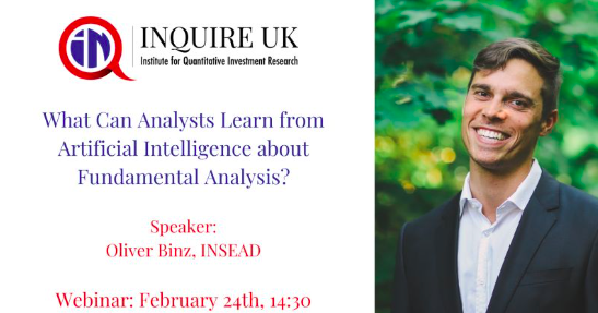 What Can Analysts Learn from Artificial Intelligence about Fundamental Analysis?